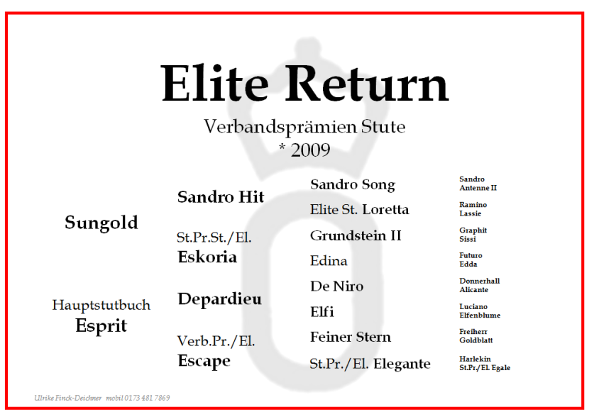 Elite Return OL